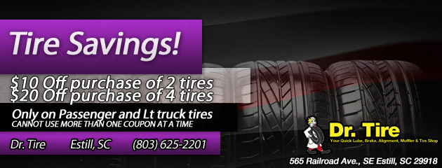 Tire Savings