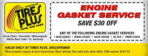 Engine Gasket Services