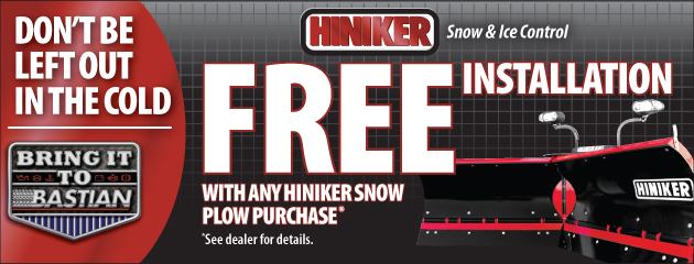Snow Plow Promotion