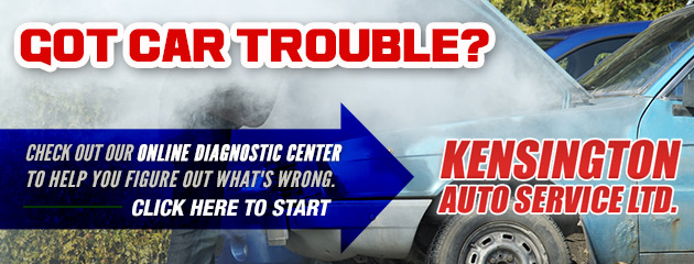 Kensington Auto Service Diagnostic Center