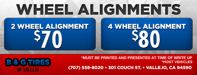 Wheel Alignments