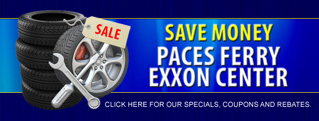 Save Money at Paces Ferry Exxon