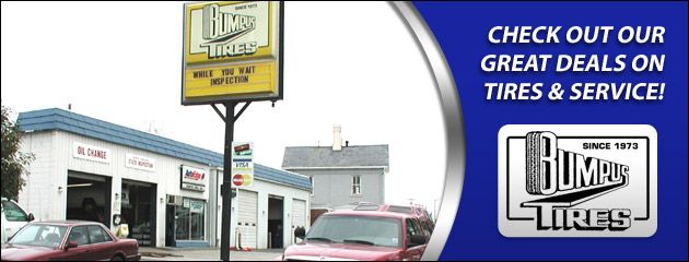 Bumpus Tires Coupons