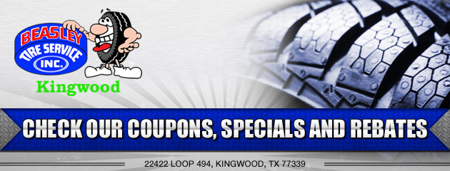 Beasley Tire Service Inc Kingwood Savings