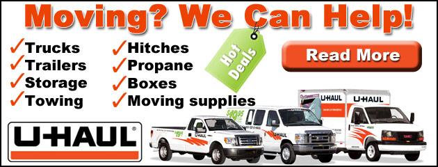 coupon codes for uhaul rental trucks