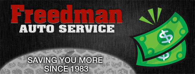 Freedman Auto Service_Coupons Specials