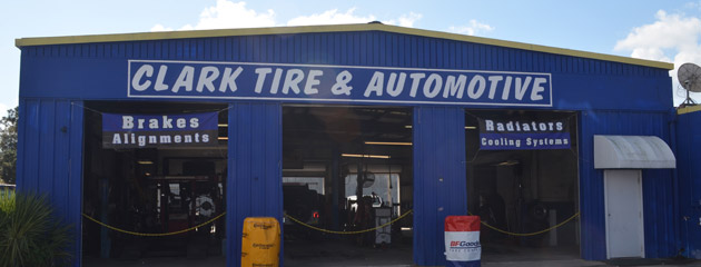 Clark Tire Location