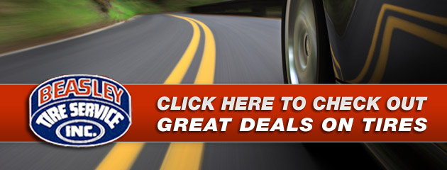 Beasley Tire Service Coupons