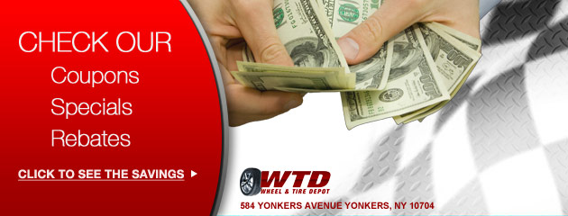 Wheel & Tire Depot Savings