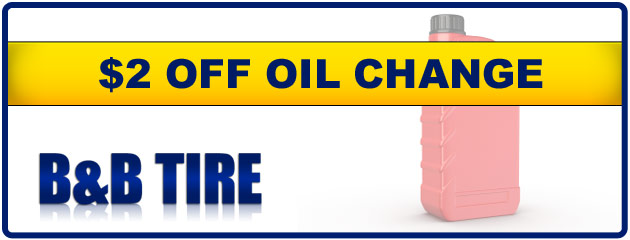 $2 Off Oil Change