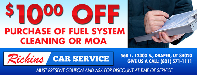 $10 Off Fuel System