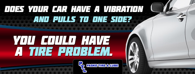 You Could Have Tire Problems