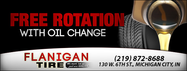 Free Rotation with Oil Change