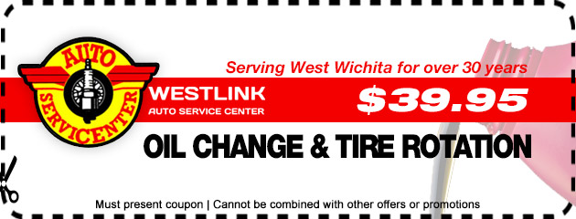 Oil Change Special