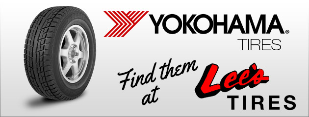 Find Yokohama Tires here!