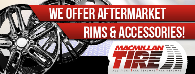 We Have Aftermarket Rims