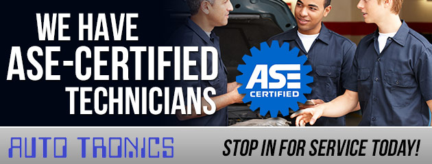 ASE-Certified Techs