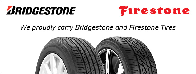 Click Here to Shop Bridgestone and Firestone Tires!