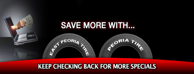 East Peoria - Peoria Tire Savings