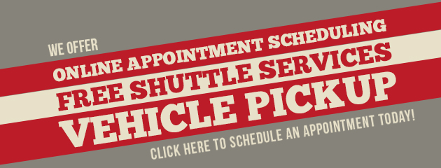 Appt Scheduling, Shuttle Service & Vehicle Pickup