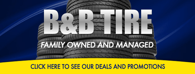 Welcome to B & B Tire