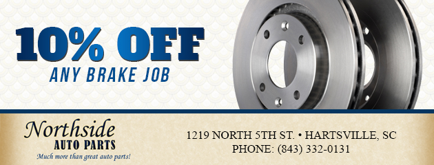 10% Off Any Brake Job