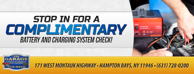 Free Battery Check!