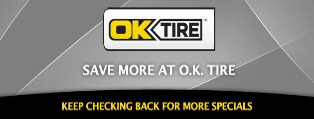 OK Tire Vancouver_Coupons Specials