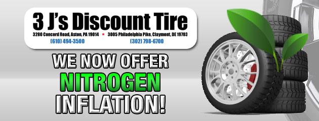 Closest Discount Tire >> Claymont De Tires Aston Pa 3 J S Discount Tire