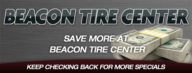 Beacon Tire_Coupon Specials