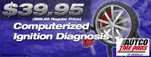 $39.95 Computerized Ignition Diagnosis