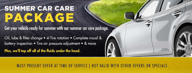 Summer Car Package