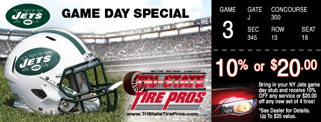 Tri-State Tire Pros Game Day