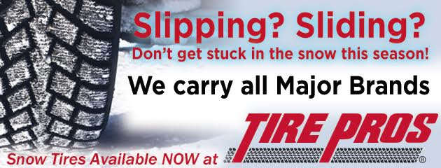 Tire Pros 2015 Snow Tires