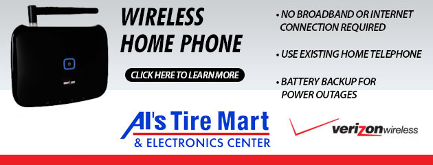 Verizon Wireless Home Phone