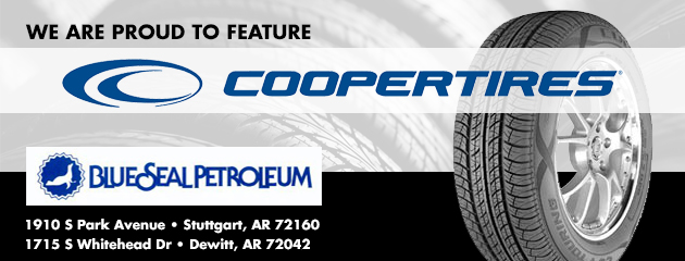 Welcome - We have Cooper Tires