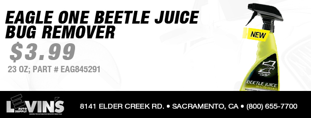 Beetle Juice Bug Remover