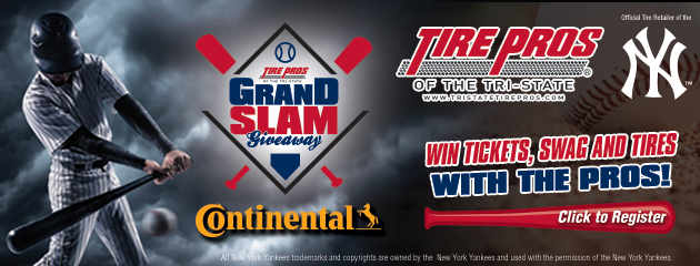 Tire Pros Grand Slam Giveaway