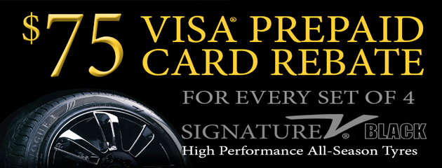 Vogue $75 Visa Prepaid Rebate