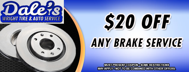 $20 off Brakes