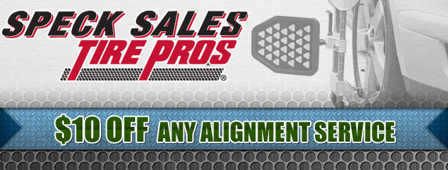$10 Off Any Alignment Service