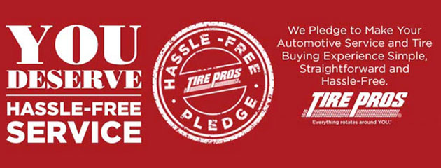 Tire Pros 3 Hassle Free
