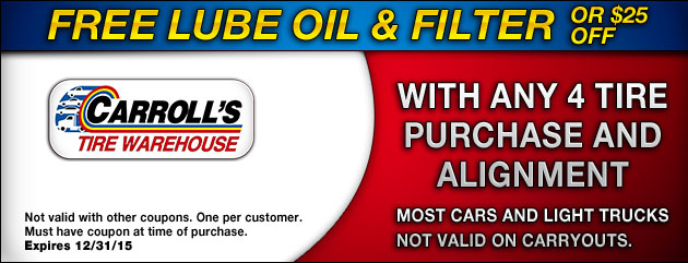 Lube Oil Filter with Alignment