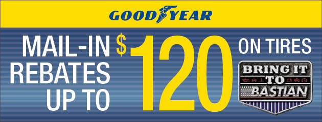 Goodyear July Rebate2