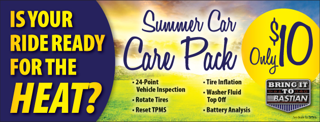 Summer Car Care