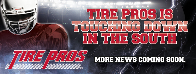 Tire Pros SEC Promotion