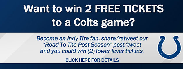 Colts Giveaway