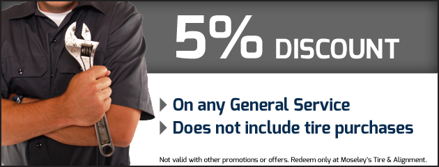 General Service Discount