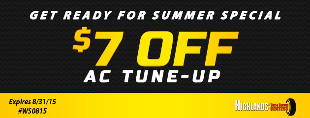 $7 Off AC Tune-Up