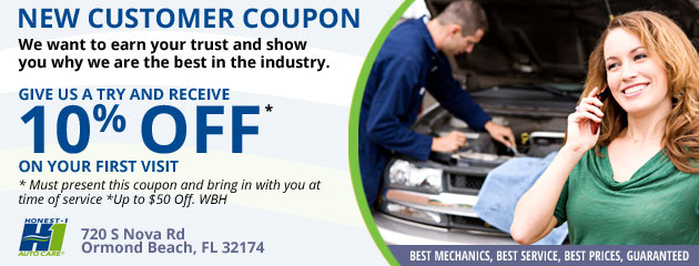 Honest 1 auto care coupons